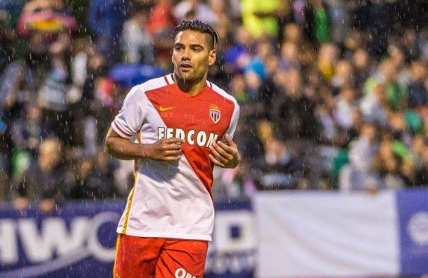 Falcao está encendido y ahora marcó en su debut en la Champions 2016