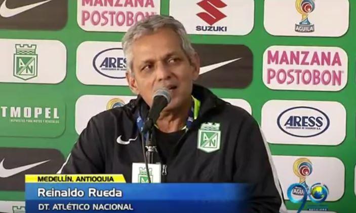 Reinaldo Rueda y el sueño de ganar la Copa Libertadores con Nacional