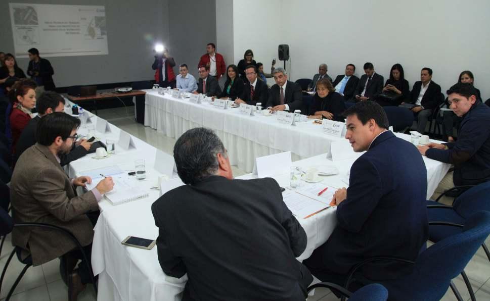 Se reinician diálogos entre Gobierno Nacional y representantes camioneros