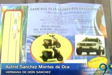 Con rifas, en Quibdó buscan la libertad de Montes de Occa