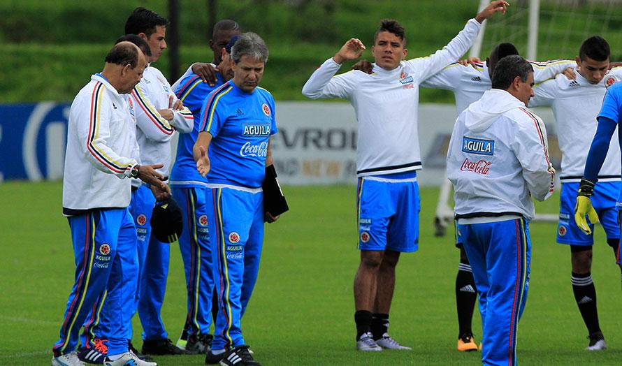La Selección Colombia Sub 23 jugará dos amistosos antes de Río 2016