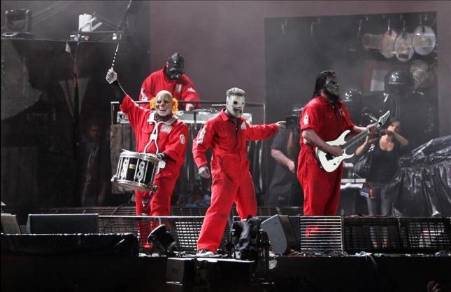 Slipknot se presentará en Colombia el 22 de octubre
