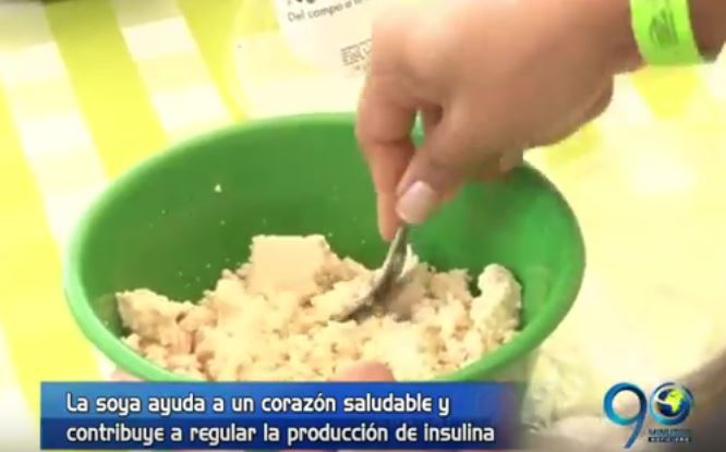 La soya, un producto para tener una dieta balanceada