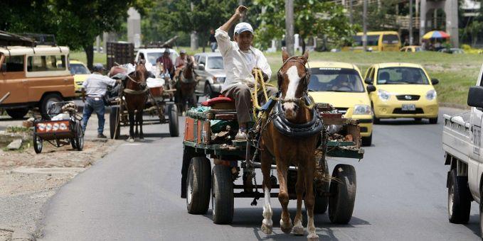 Alcaldía inició compra de 300 vehículos para carretilleros