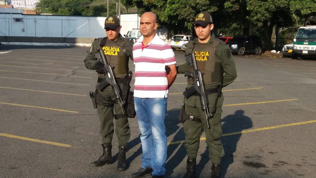 Capturan a 12 personas vinculadas a la extorsión en el Valle del Cauca