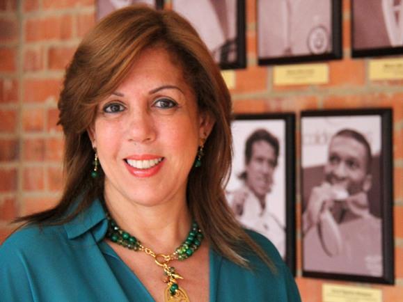 """""""Voy a llorar por cada medalla que ganemos"""": Clara Luz Roldán"""