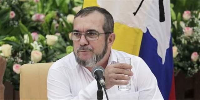 """""""Timochenko""""  anunció desde Cuba el cese al fuego definitivo de Farc"""