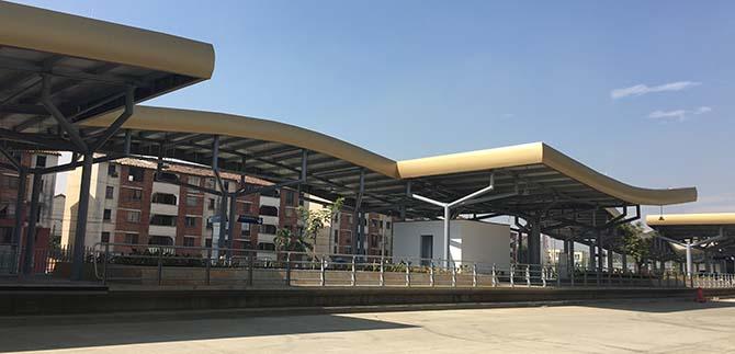 Terminal Paso del Comercio comenzará a funcionar el 10 de septiembre
