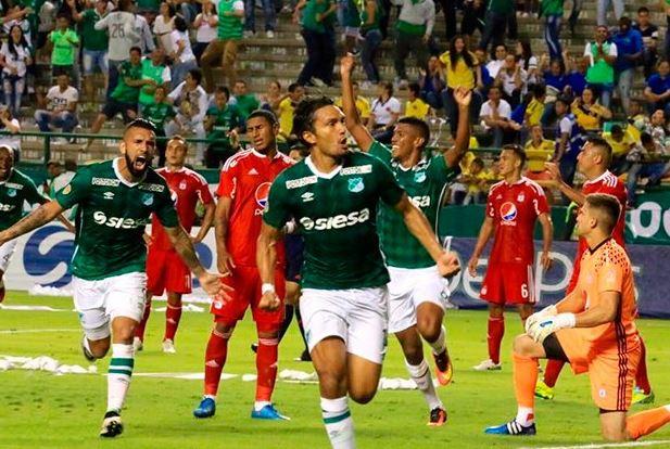 Deportivo Cali y América se enfrentarán en el clásico de la Copa Colombia