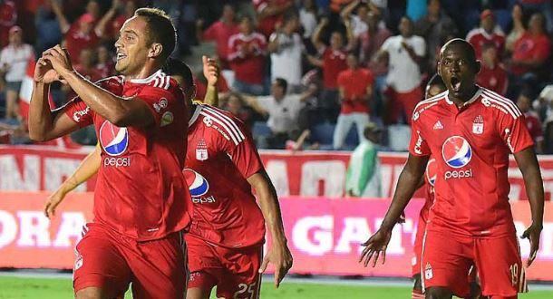 América remontó y goleó a Bogotá F.C. en el Pascual Guerrero
