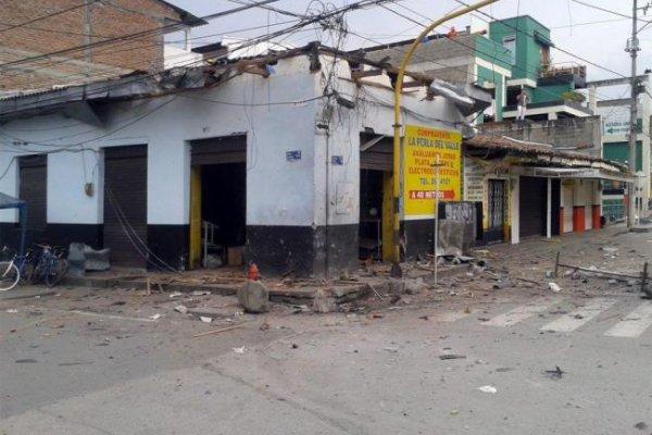 Prisión a tres guerrilleros de las Farc por atentado en Pradera