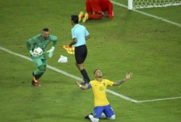 Brasil logró su primera medalla de oro olímpico en fútbol masculino