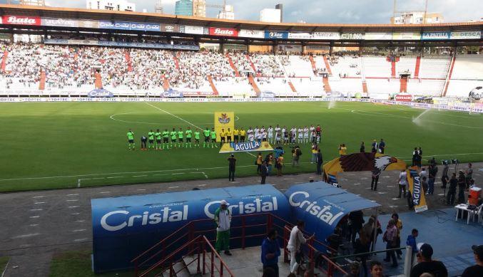 Deportivo Cali no levanta cabeza: perdió en su visita al Once Caldas 2-0