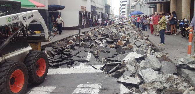 Por tres meses estará cerrada la Calle 11 por obras de recuperación vial