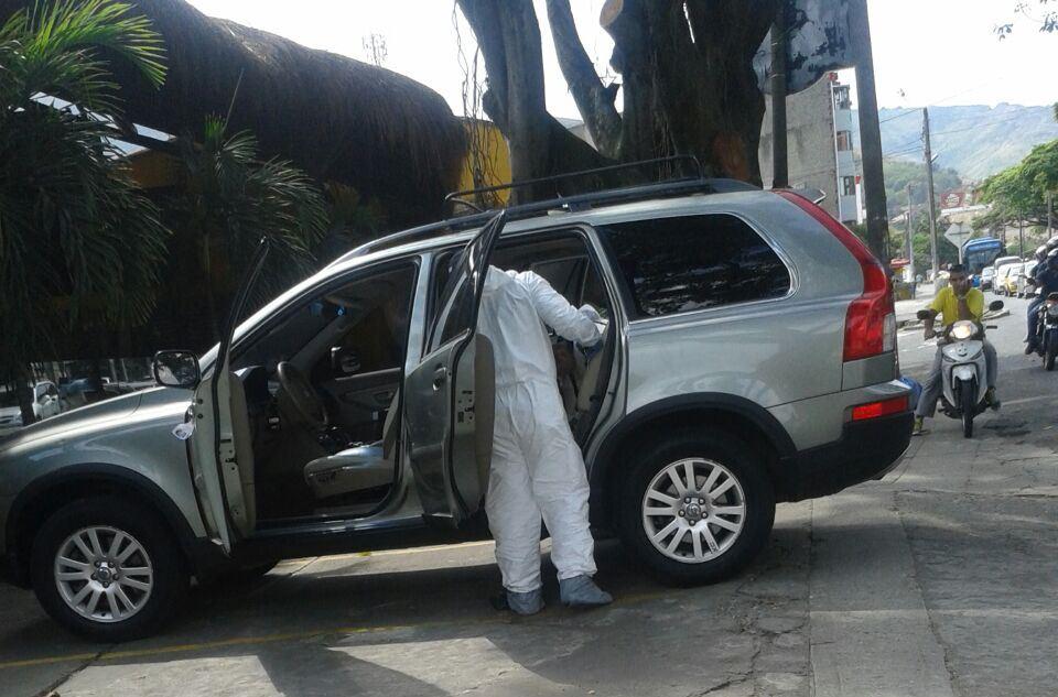 Sicario asesinó a reconocido empresario en restaurante de Cali