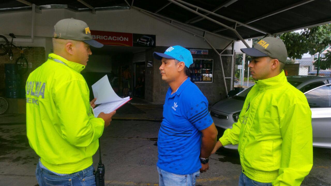Capturado en Cali alias Sandro, uno de los más buscados en Villavicencio