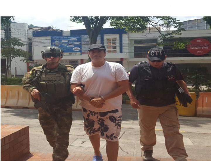 Capturan en Buga a un hombre que desmembró una persona en España