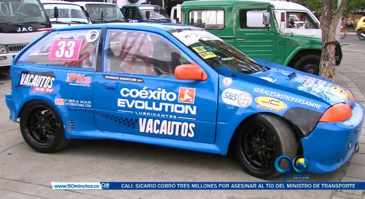 En Cavasa inicia II válida del Campeonato Colombiano de Velocidad