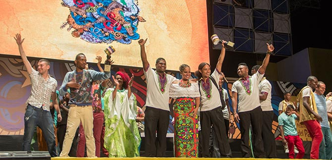 Conozca los ganadores de la vigésima versión del Petronio Álvarez