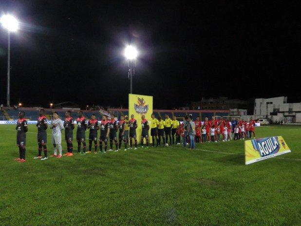 Cortuluá sumó una nueva derrota en la Liga ante Santa Fe