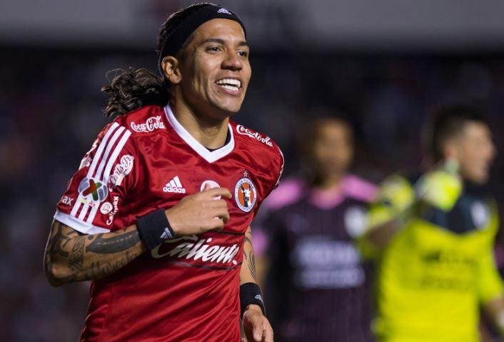 Dayro Moreno se sumó a la selección Colombia ante la lesión de Berrio