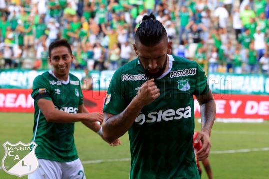 Deportivo Cali perdió el invicto en casa con la derrota ante Medellín