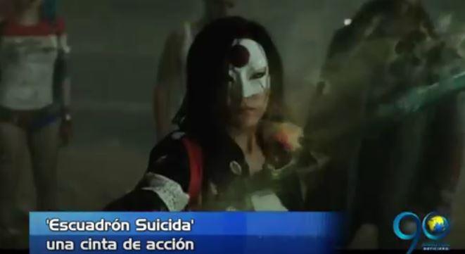 'El Escuadrón Suicida', la película recomendada