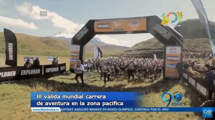 En el pacífico vallecaucano se cumplirá la III válida mundial carrera de aventura