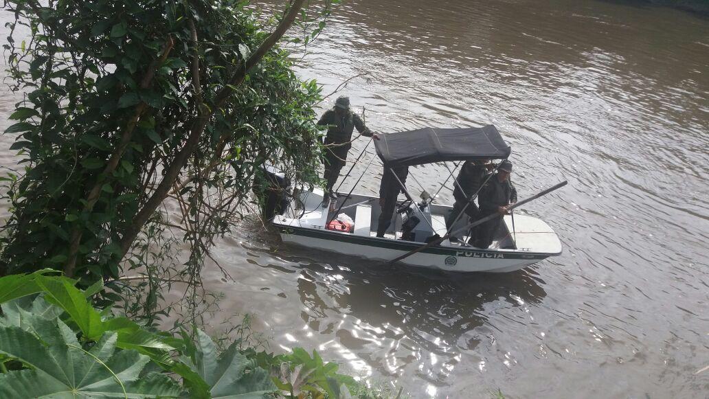 Encuentran cuerpo de niño que cayó al río Cauca el día lunes