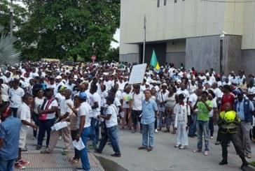 Establecen preacuerdo para frenar el paro cívico del Chocó