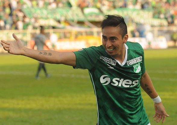 Fabian Sambueza no continuaría en el Deportivo Cali