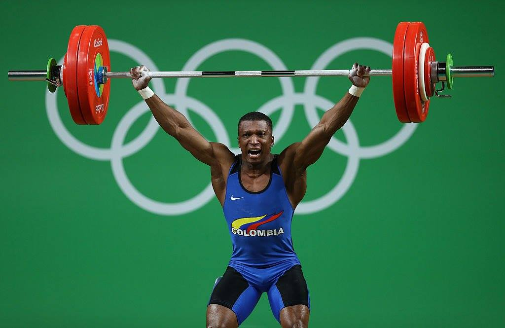¡Oro! Óscar Figueroa le dio otro oro olímpico a Colombia
