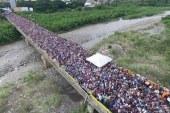 """Maduro afirma que en Colombia """"exageran"""" cifras sobre migrantes venezolanos"""