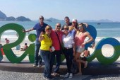 Dilian Francisca Toro, eje de críticas por su estadía en Río