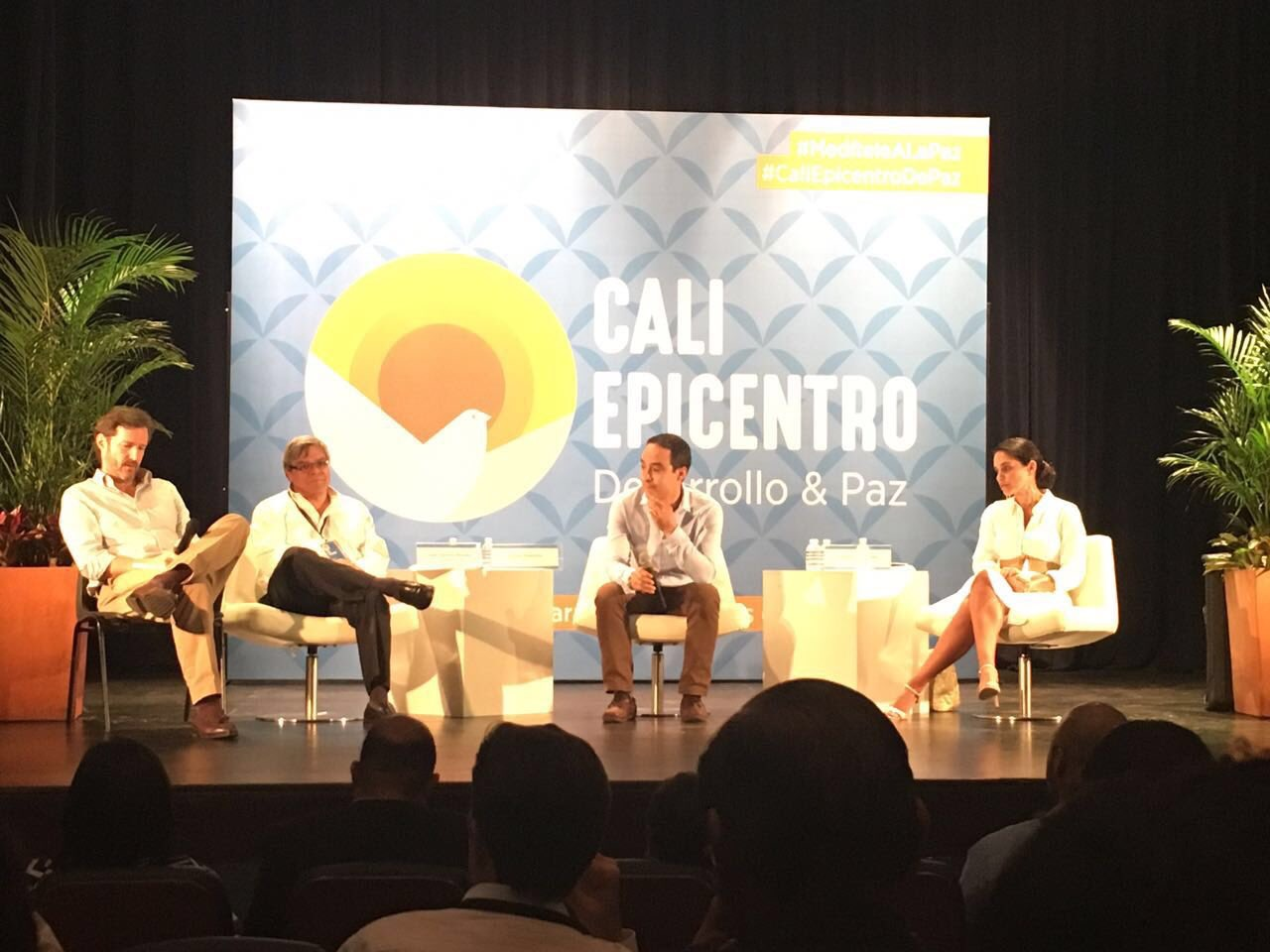 Cali, el foco del país para la reflexión del posconflicto en Colombia
