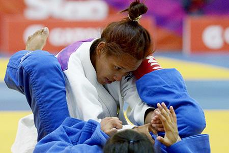 Yadinis Amaris perdió en la ronda eliminatoria de los Juegos de Río 2016