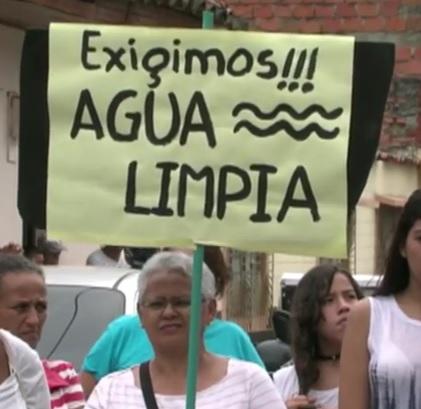 Acuavalle respondió ante protesta en Jamundí por mala calidad de agua