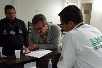 Ordenan libertad de 'Felipe Torres' para actuar como gestor de paz con ELN