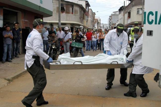 Mujer fue hallada muerta en un motel ubicado en el centro de Cali