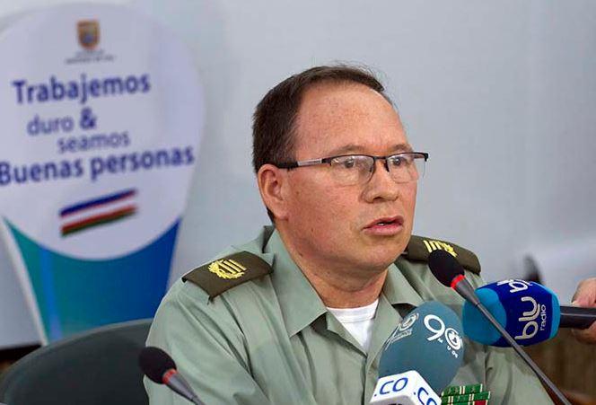 El coronel Nélson Rincón dejó de ser el Secretario de Tránsito