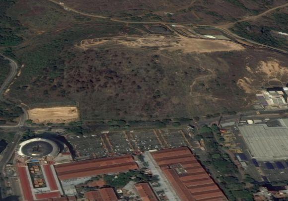 Zona de ladera de Chipichape será transformada en un parque