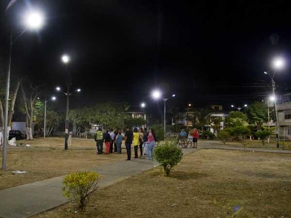 Más de 800 quejas al mes por consumo de droga en parques