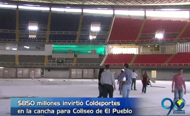 Cali alista su sede para el Mundial Fifa de Futsala que se realizará en Colombia