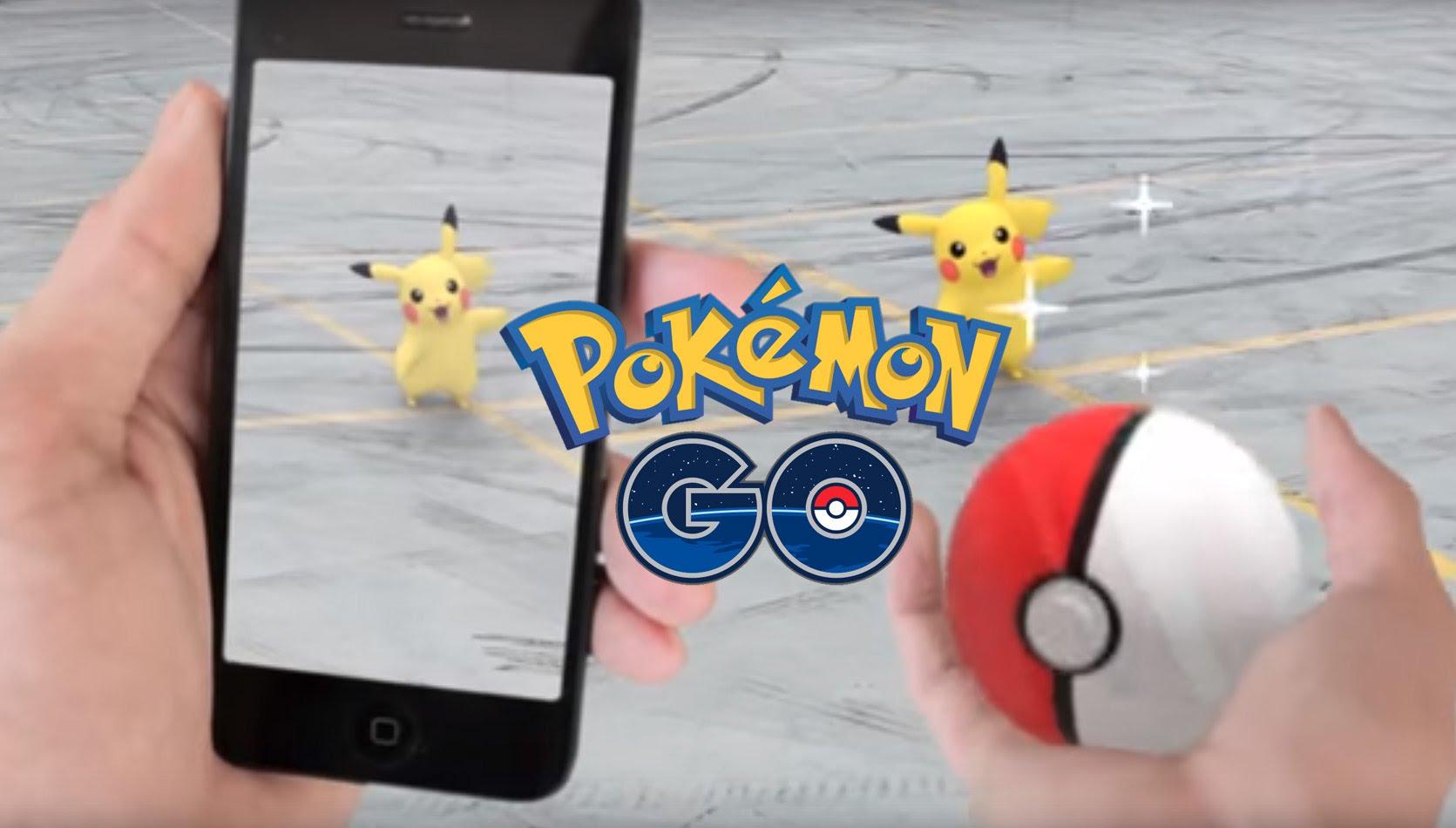 ¡Por fin! Pokémon Go llegó oficialmente a Colombia