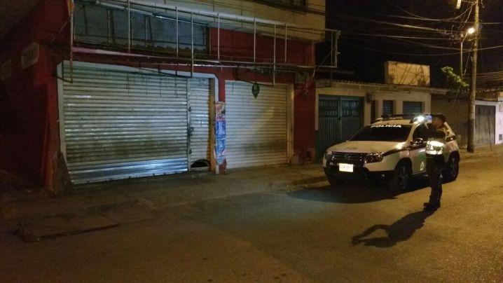 Policía logra frustrar robo en supermercado al oriente de Cali