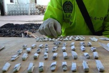 Capturadas dos reconocidas expendedoras de droga en Popayán Cauca