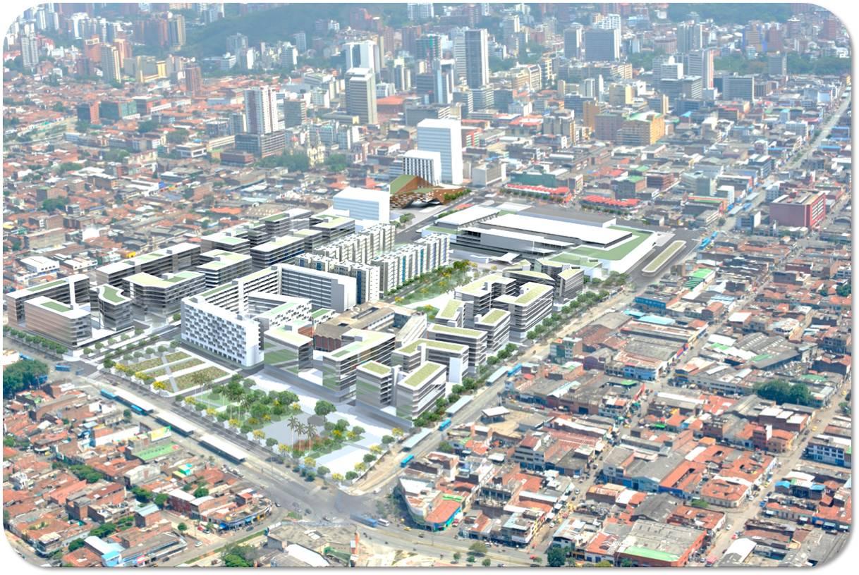 El FNA aportará $52.000 millones para iniciar la renovación del centro