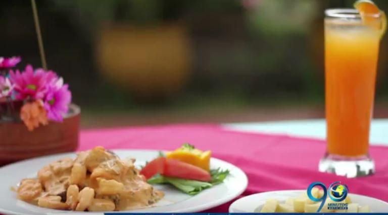 Solomitos Madre Selva, el plato recomendado