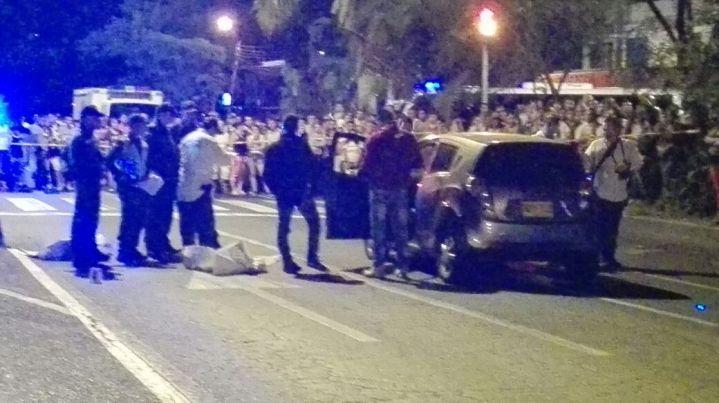 Una pareja fue asesinada por sicarios en el barrio San Luis