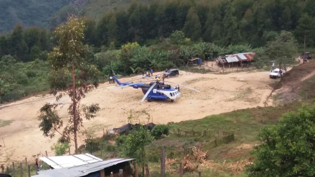 Misión verificadora visitó en Cauca Zona Veredal donde se reunirían las Farc